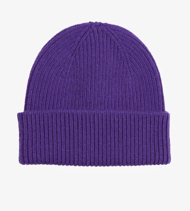 Beanie purple - Herenmode