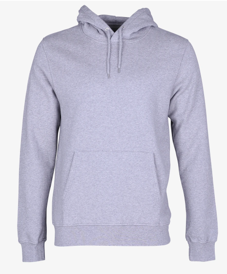 CS Hoodie heather grey - Herenmode