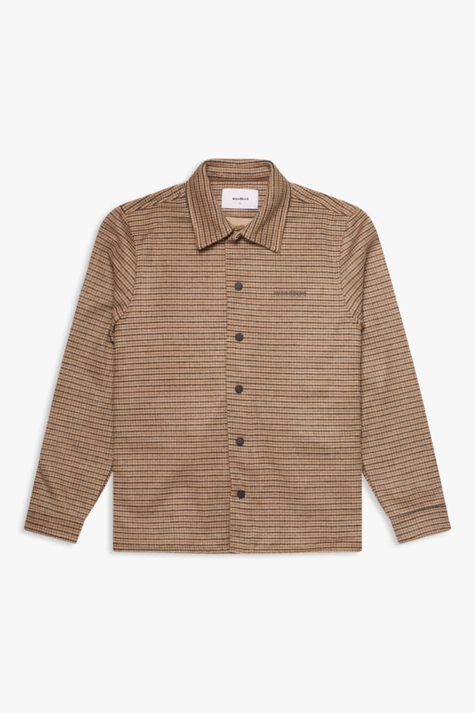 2036 722 Camel Brown Main - Herenmode