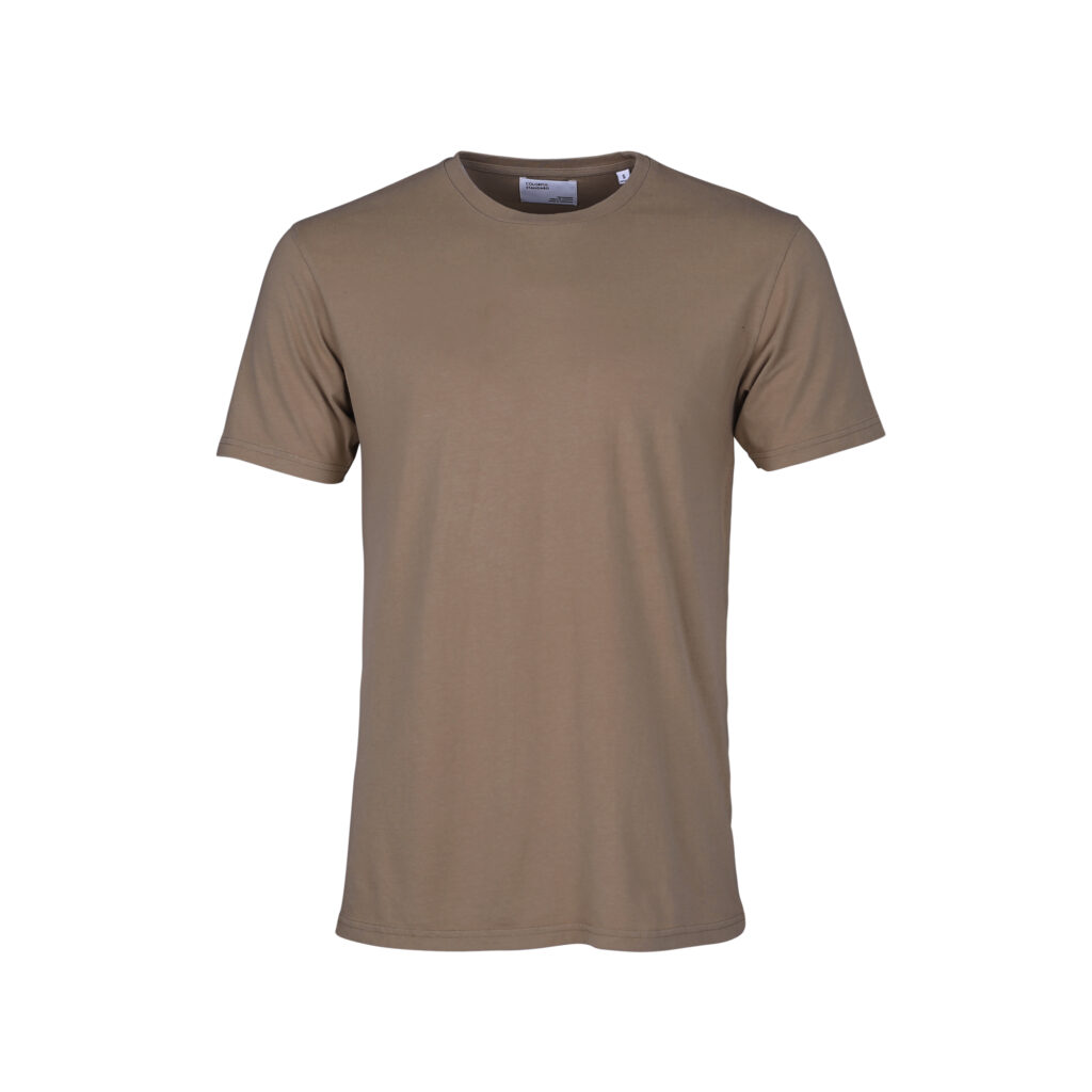 CS1001 Warm Taupe Main - Herenmode