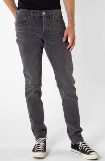 JIM Tapered rebel grey - Herenmode
