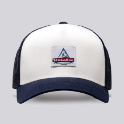 Trucker navy - Herenmode