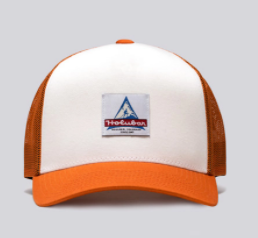 Trucker orange - Herenmode