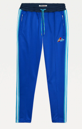 Mountain Trackpants blue - Herenmode