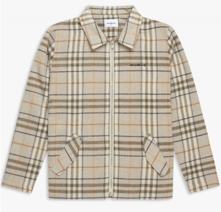 Plucked Check shirt - Herenmode